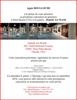 Annonce expo Palm Beach