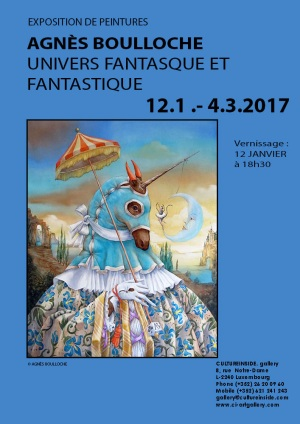 Annonce expo Luxembourg